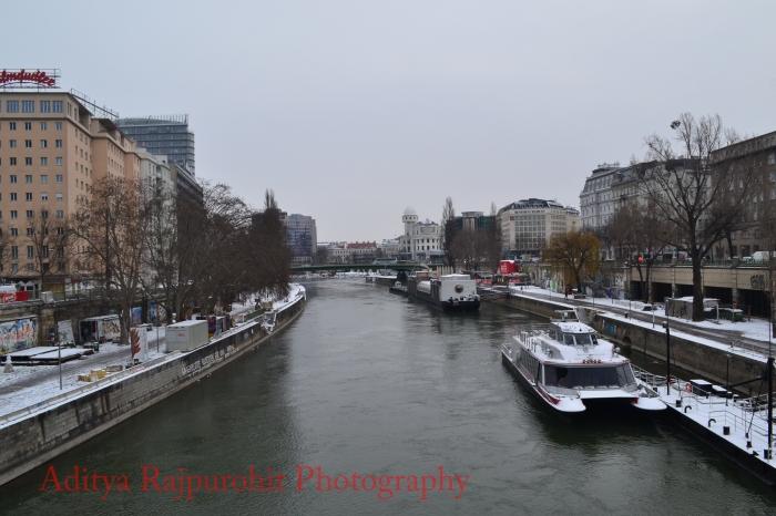 Danube ( Vienna )